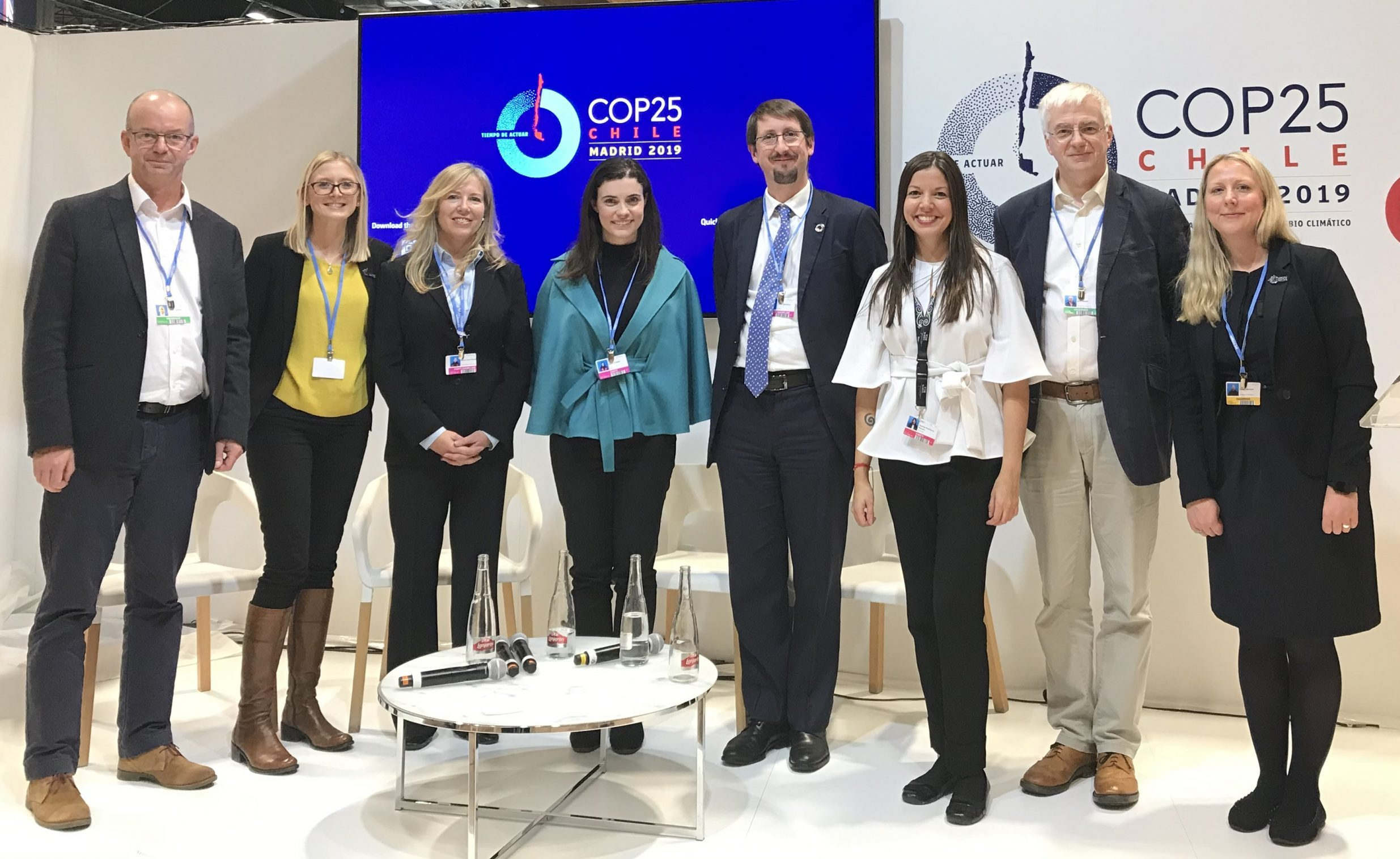 The Partners at COP25